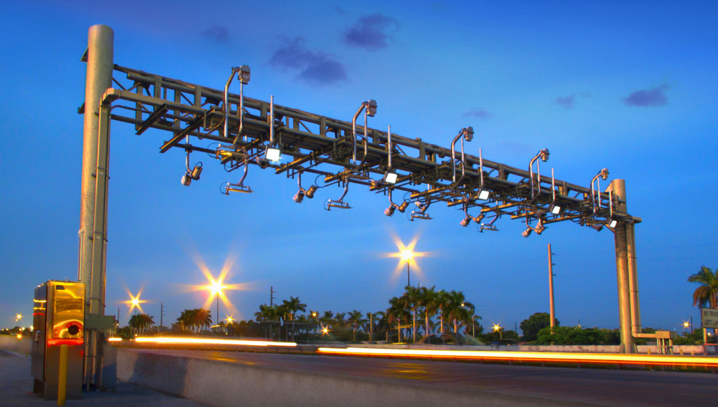 Toll Gantry